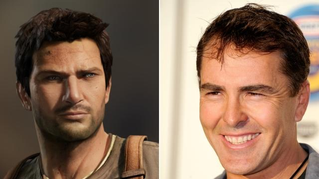The voices behind famous video game characters