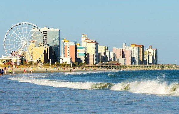 The top 10 summer vacation destinations for 2014 yahoo for Good us vacation spots