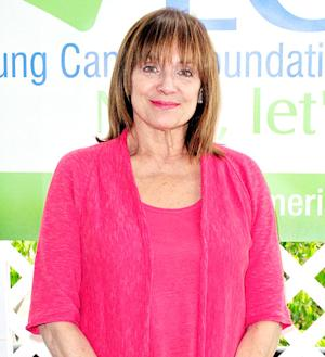 """Valerie Harper on Doing Dancing With the Stars Despite Cancer: """"I Hope to Inspire"""""""