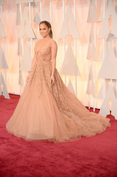 BEST: Jennifer Lopez in Elie Saab Couture