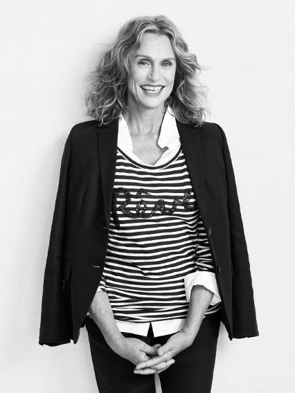 Lauren Hutton, JCrew