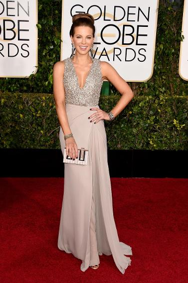 Kate Beckinsale in Elie Saab
