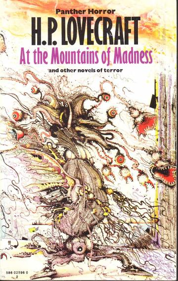 'At the Mountains of Madness'
