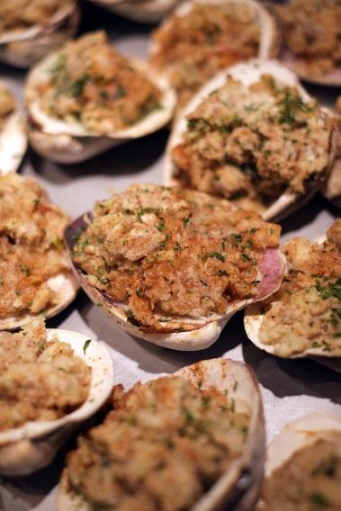 Dick's Amazing Stuffed Clams