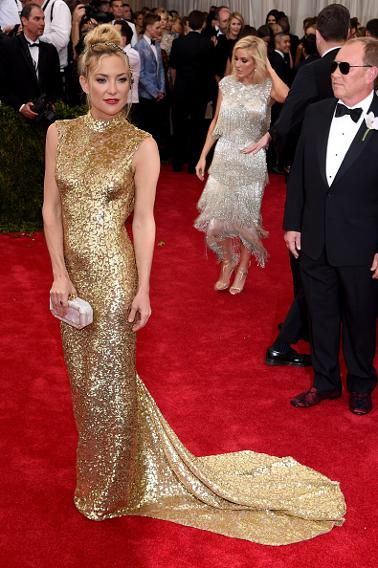 Kate Hudson in Michael Kors.