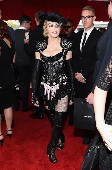 Best: Madonna in Givenchy Couture