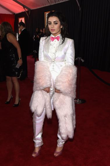 Worst: Charli XCX in Moschino
