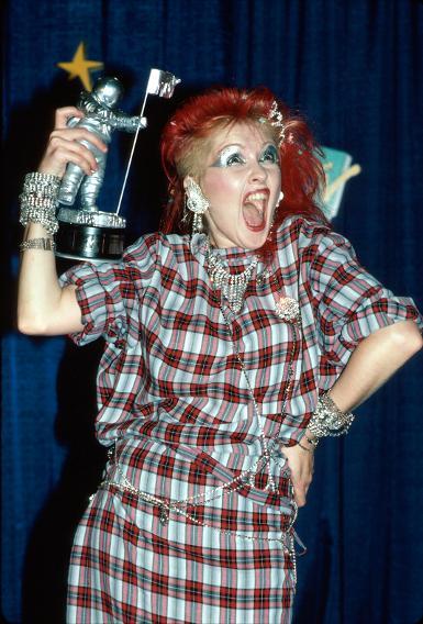 1984: Cyndi Lauper