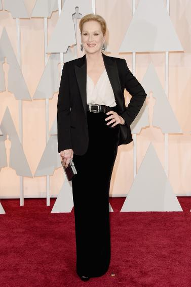 BEST: Meryl Streep in Lanvin