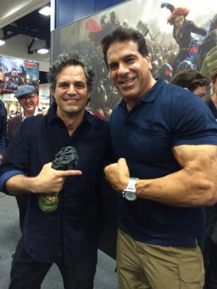 A Hulk-Off
