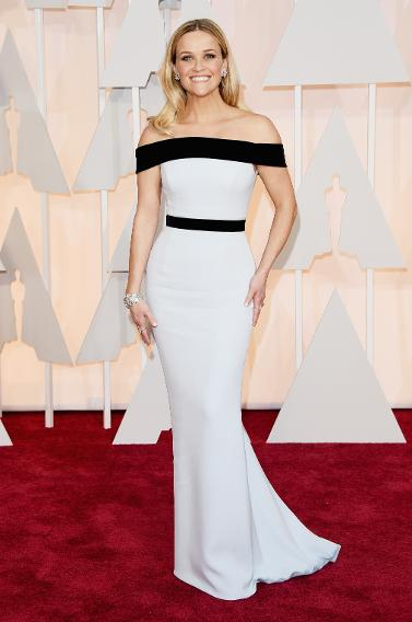 BEST: Reese Witherspoon in custom Tom Ford