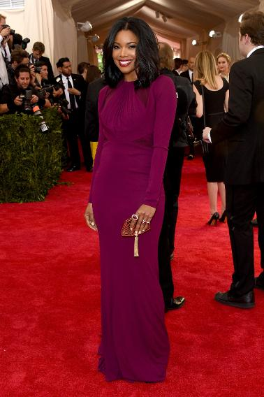 Gabrielle Union in Zac Posen.