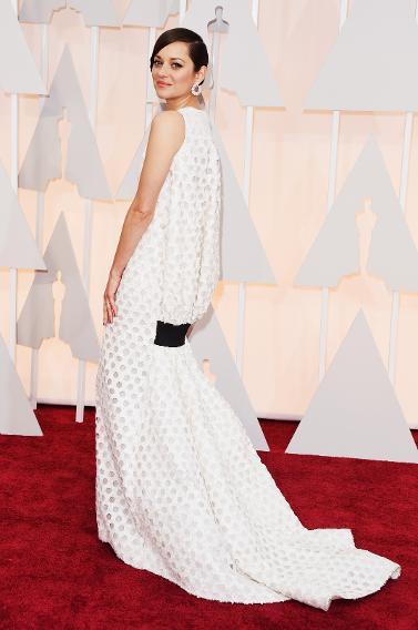 BEST: Marion Cotillard in Dior Haute Couture