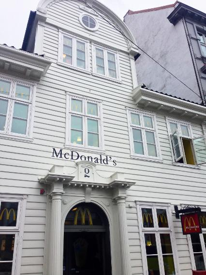 A must-see McDonald's