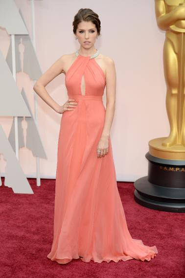 BEST: Anna Kendrick in custom Thakoon