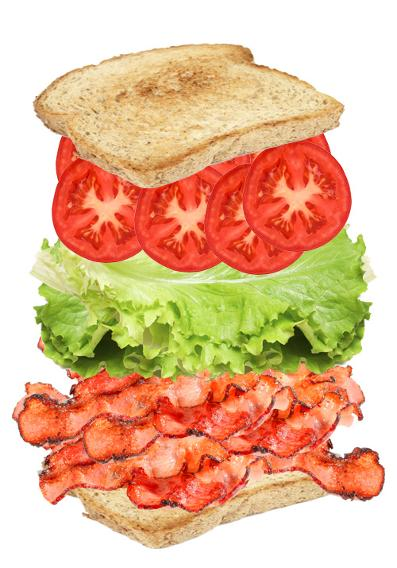 BLT Mountain