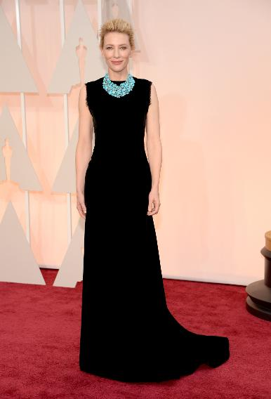 BEST: Cate Blanchett in John Galliano for Maison Margiela