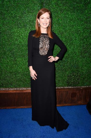 Julianne Moore in Gucci