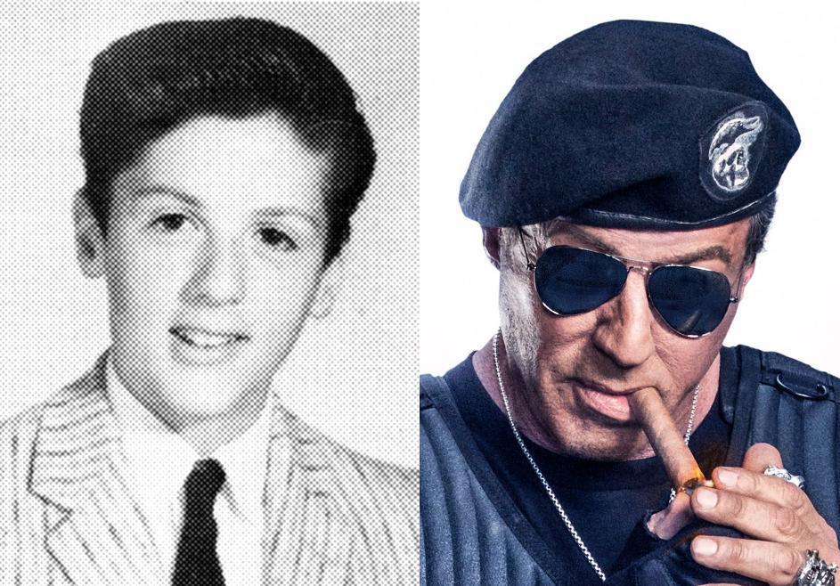 Sylvester Stallone (Barney Ross)