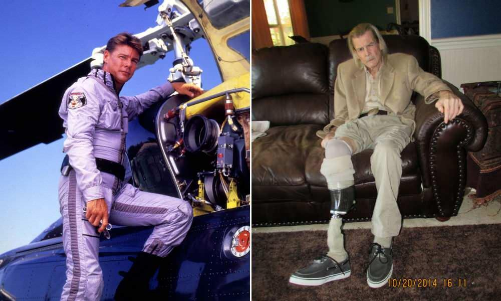 80s Heartthrob Jan-Michael Vincent Reveals Leg Amputation Following ...