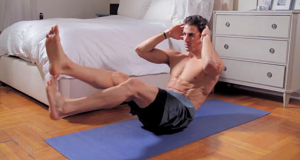 Good Morning, Abs!: A 10-Minute Workout