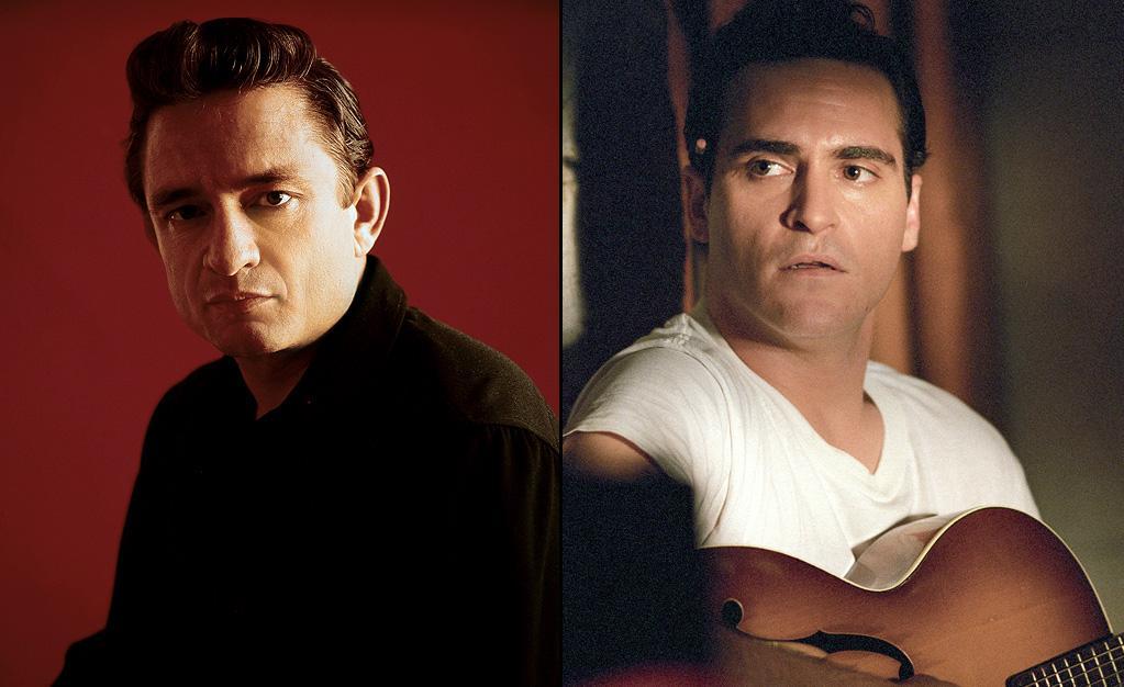 Johnny Cash, Val Kilmer, Andy Roddick - Rolling Stone Magazine 2003