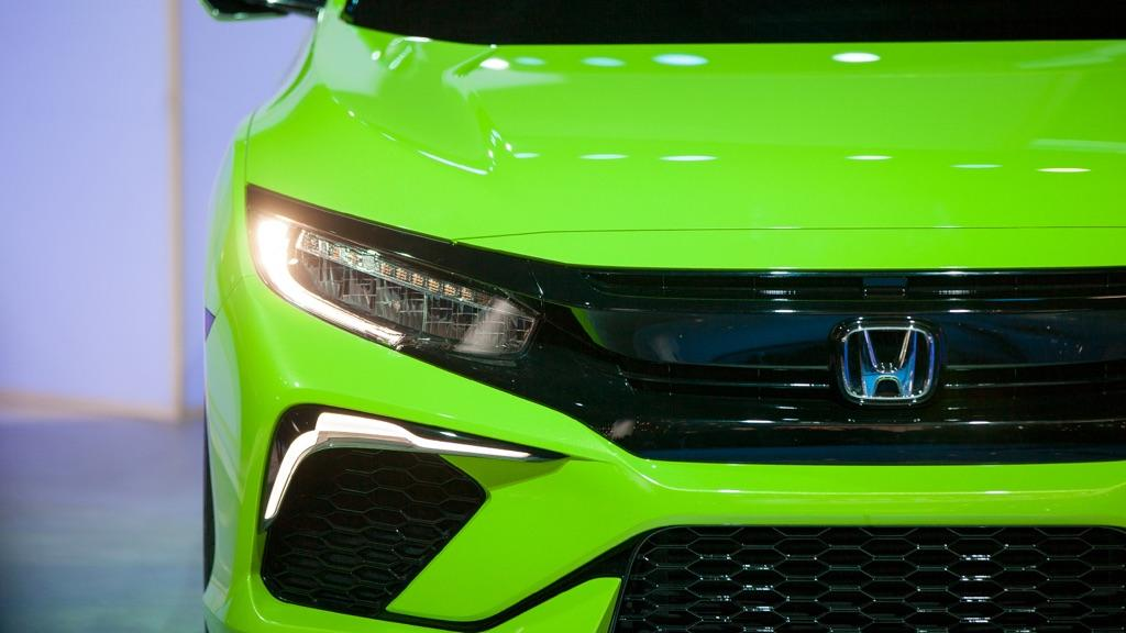 Model 2016 Honda Civic Concept First Look