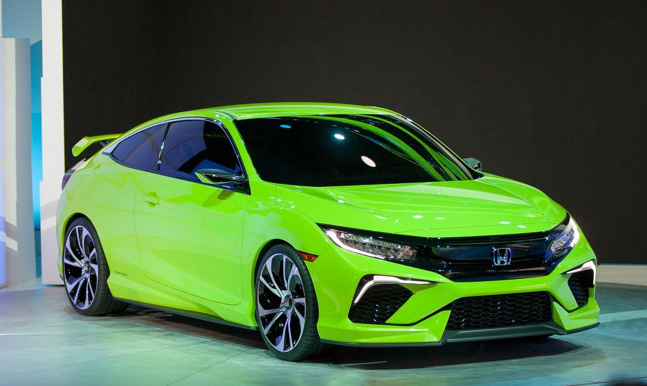 honda reveals all new civic says type r coming to america. Black Bedroom Furniture Sets. Home Design Ideas