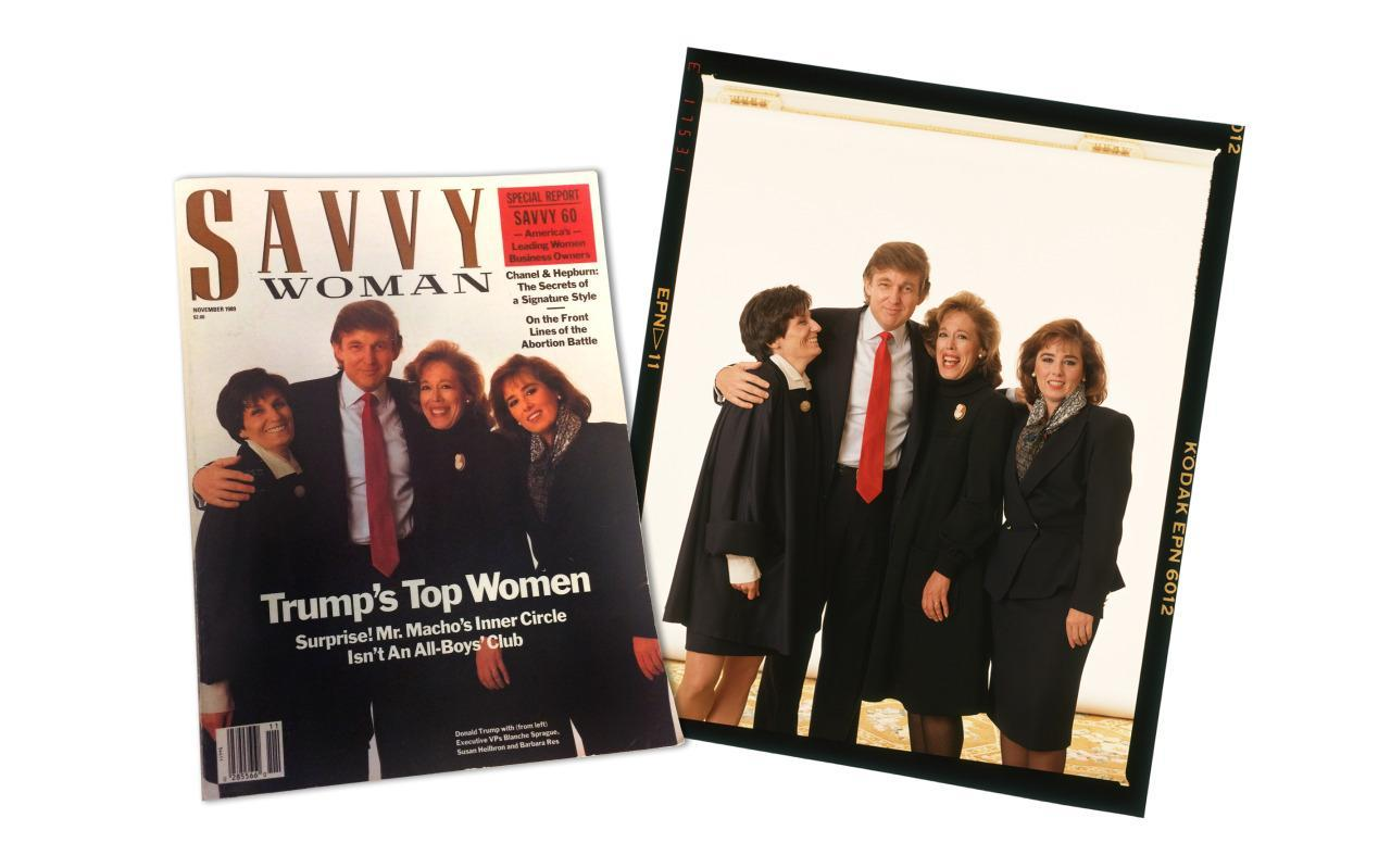 What's up with Donald Trump and 'the women'? Not what you might think.