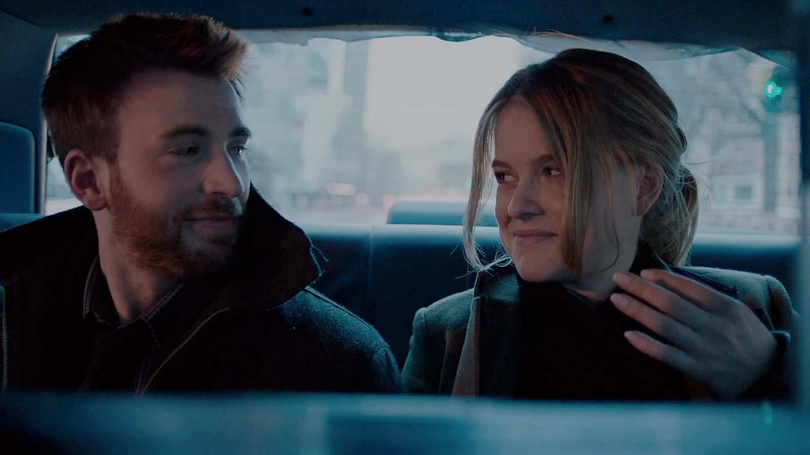 watch chris evanss directorial debut in before we go