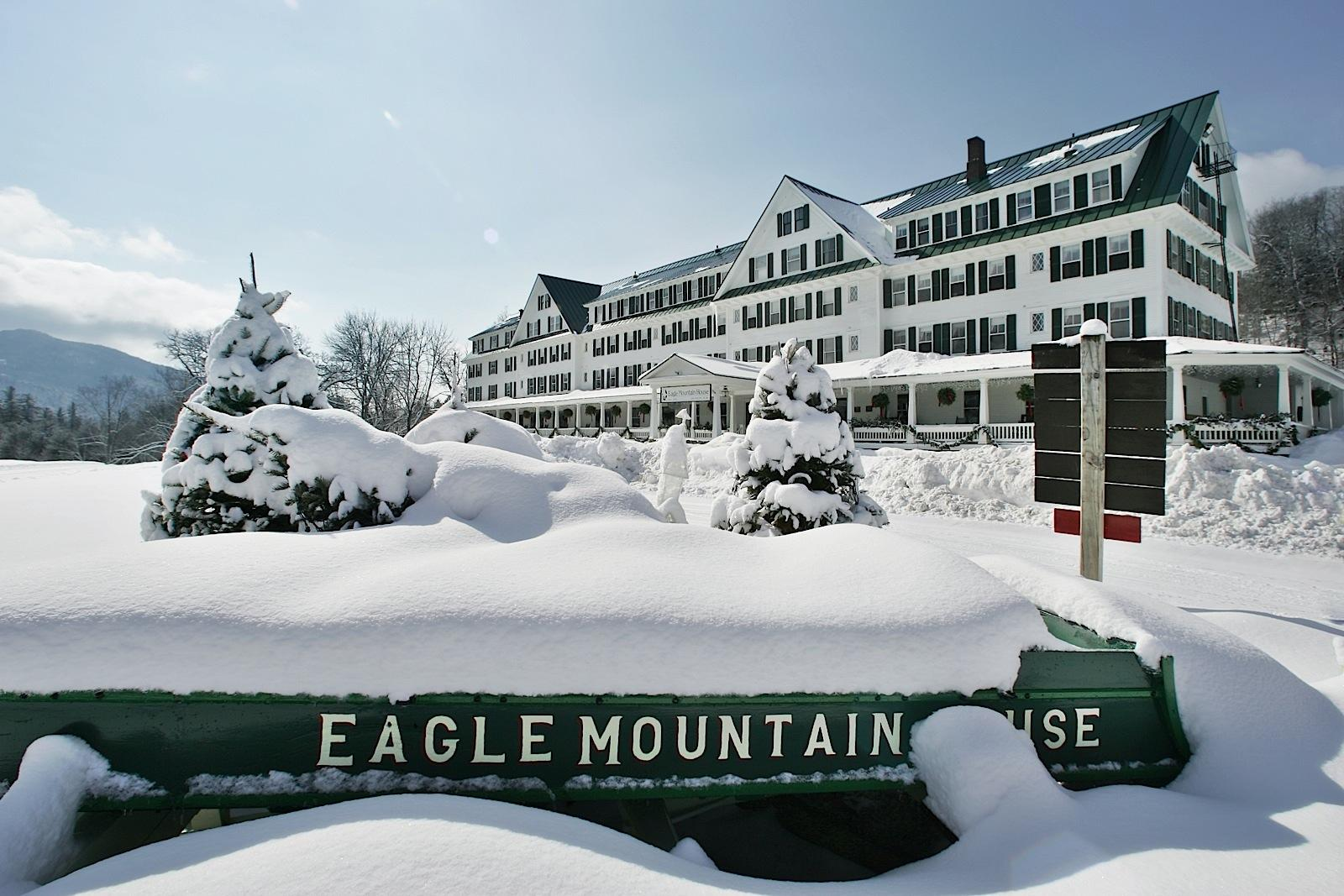 Eagle Mountain House New Hampshire Get Cozy 10