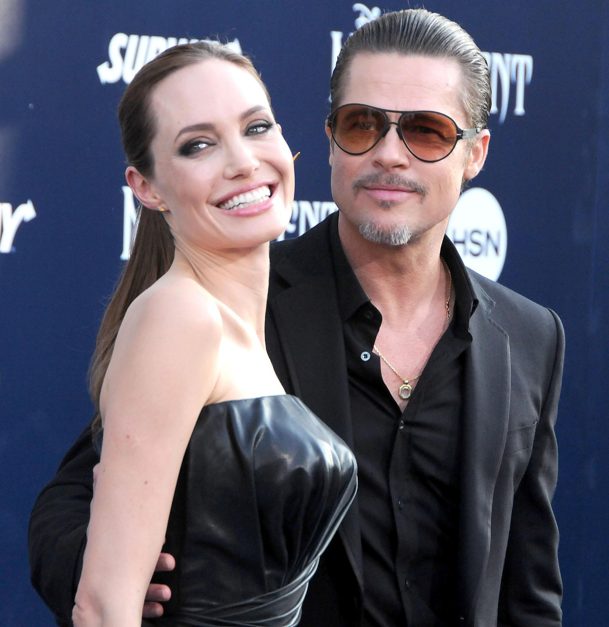 Brad Pitt and Angelina Jolie Will Spend Their Honeymoon Hard at Work