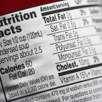 This Will Convince You To Read Those Calorie Labels