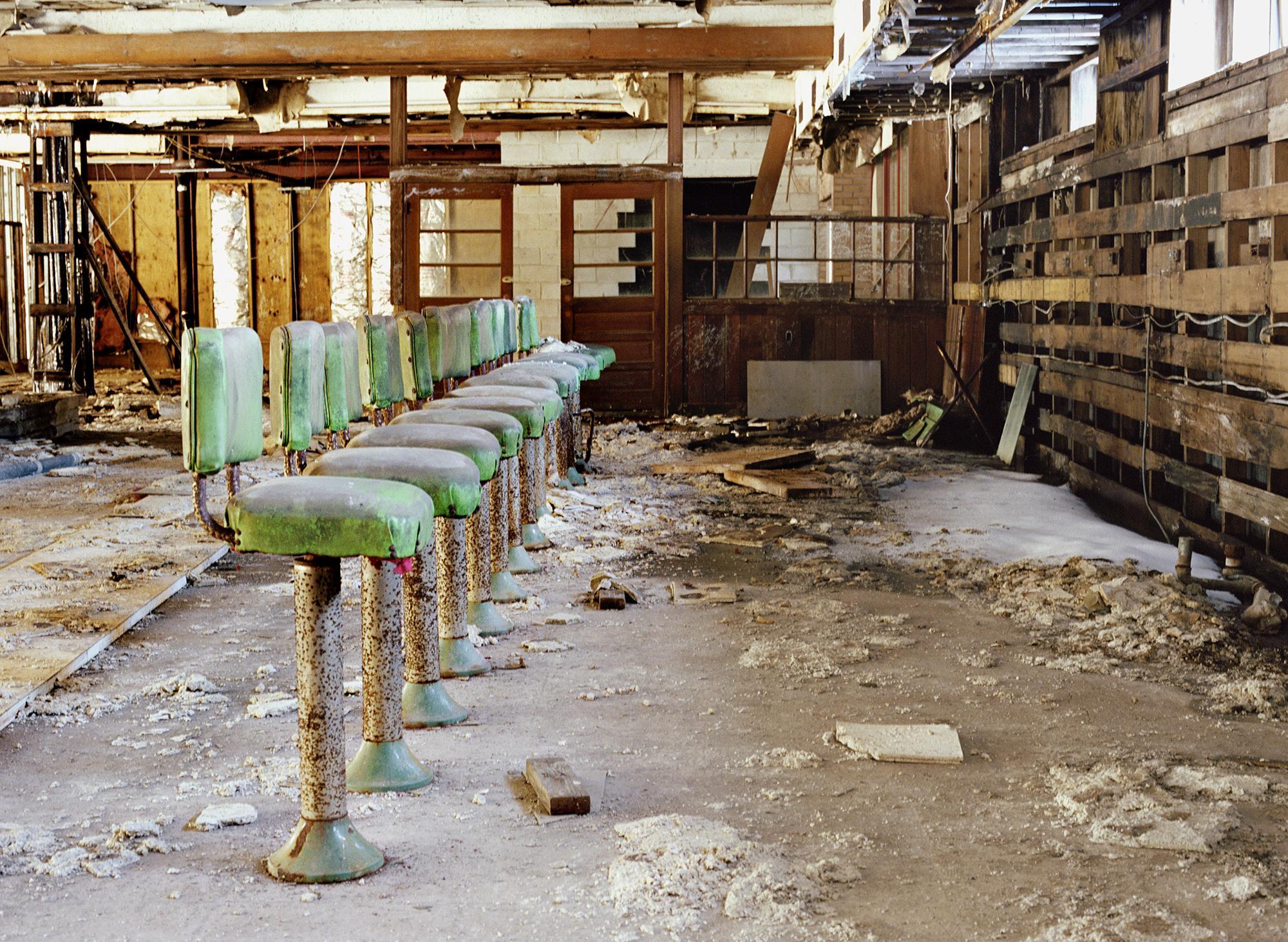 Haunting Hotel Photos Of Upstate New York S Borscht Belt