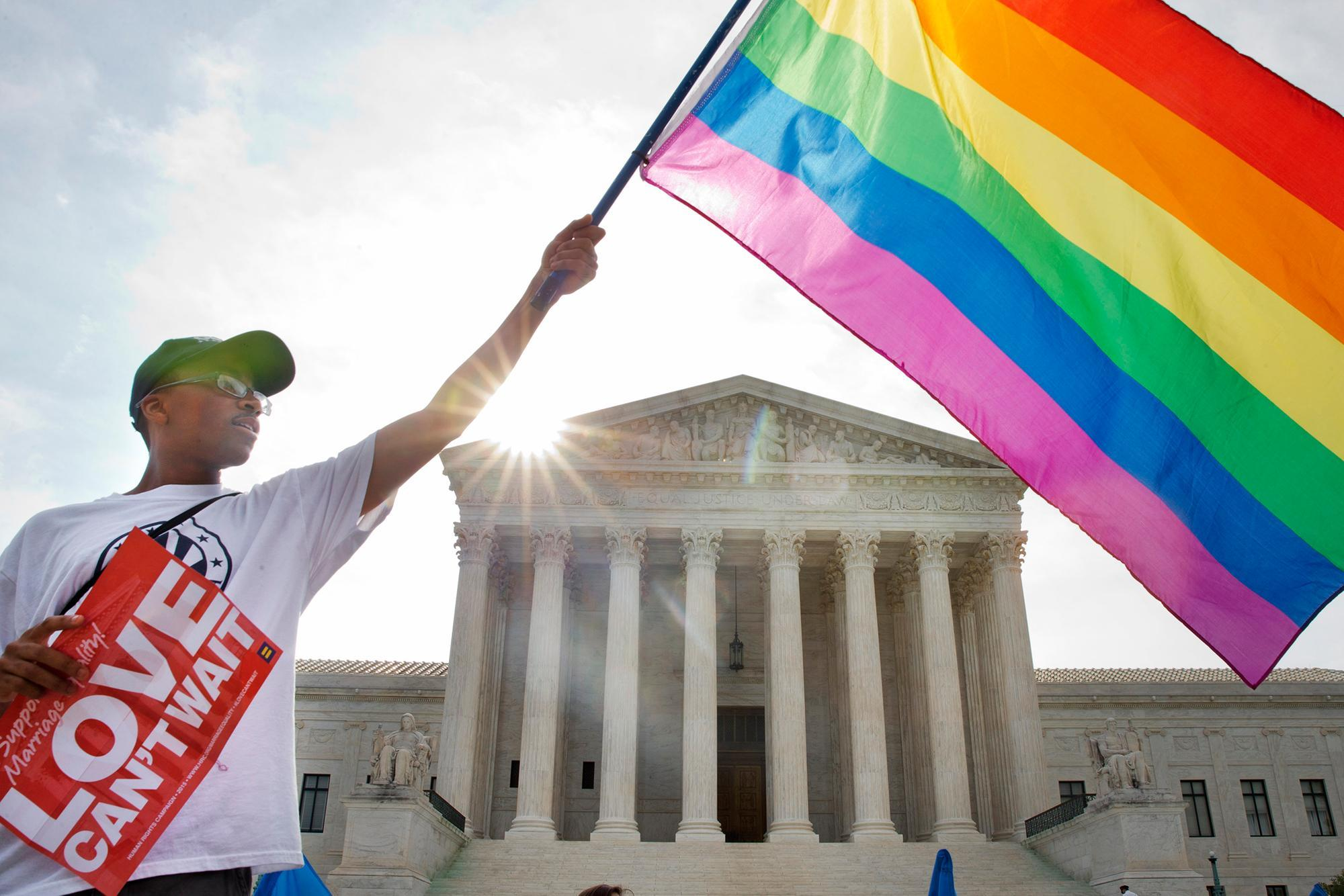 united states supreme court same sex marriage in Ontario