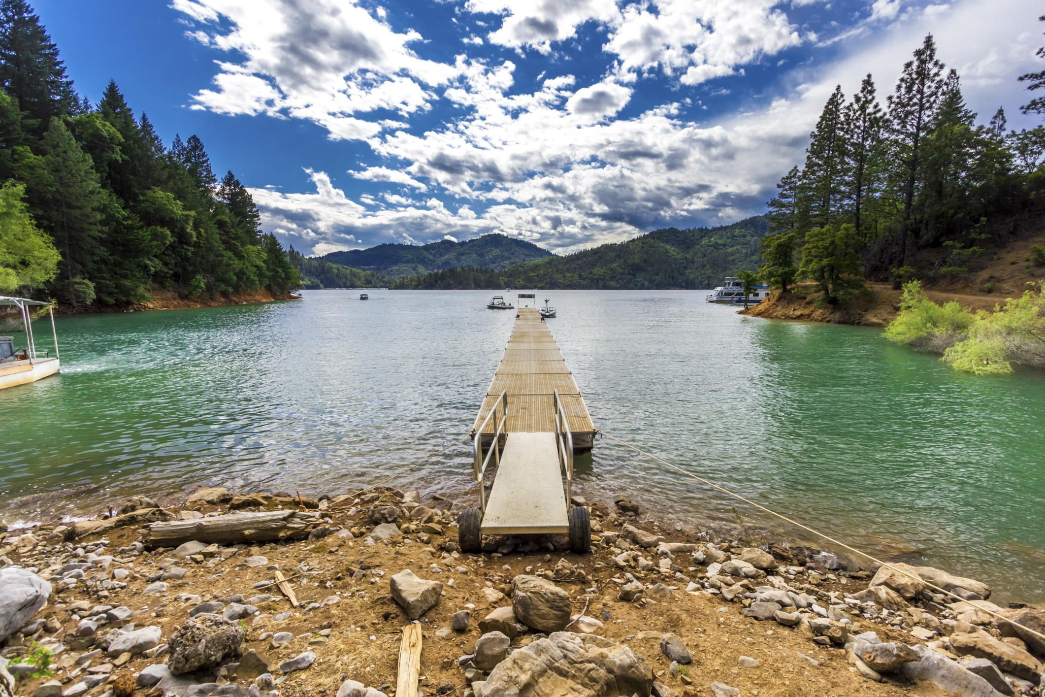 Lake Vacations In The U.S. That Have