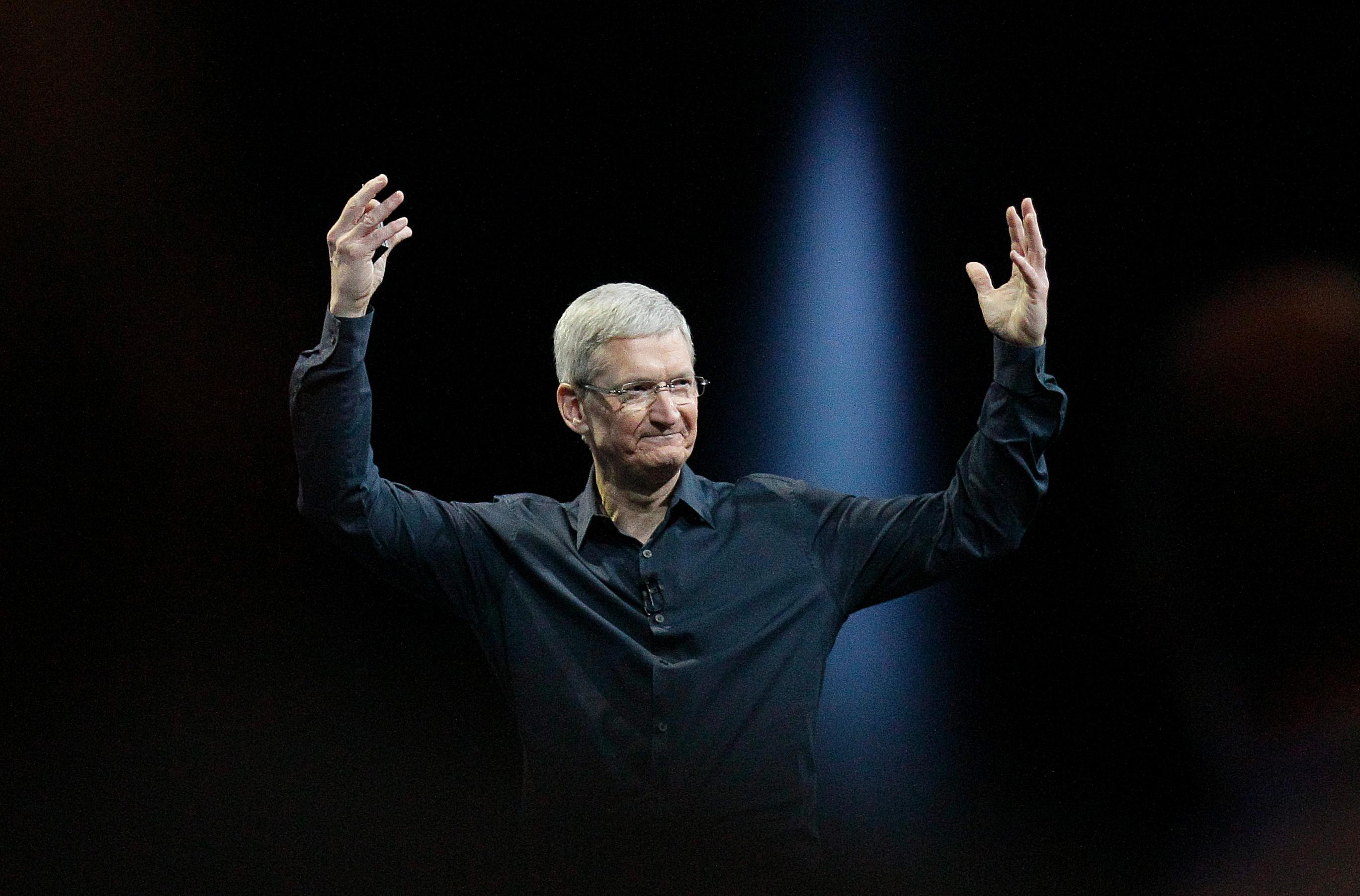 Celebgate Update: Tim Cook Promises to Add Security Alerts ...
