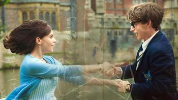 Eddie Redmayne Leaps to Head of Oscar Pack for 'The Theory of Everything'