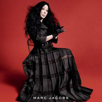 At 69, Cher Is a Marc Jacobs Model