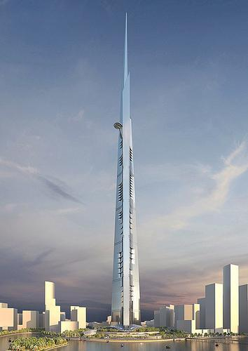 The World's New Tallest Tower, Plus 9 Insane Buildings You Have to See to Believe