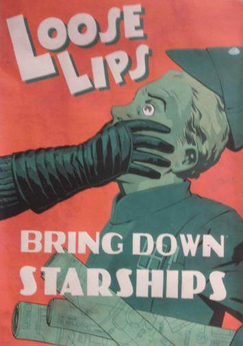 The Epic Anti-Spoiler Poster on the 'Star Wars: Episode VII' Set