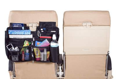 Seatback Travel Organizer