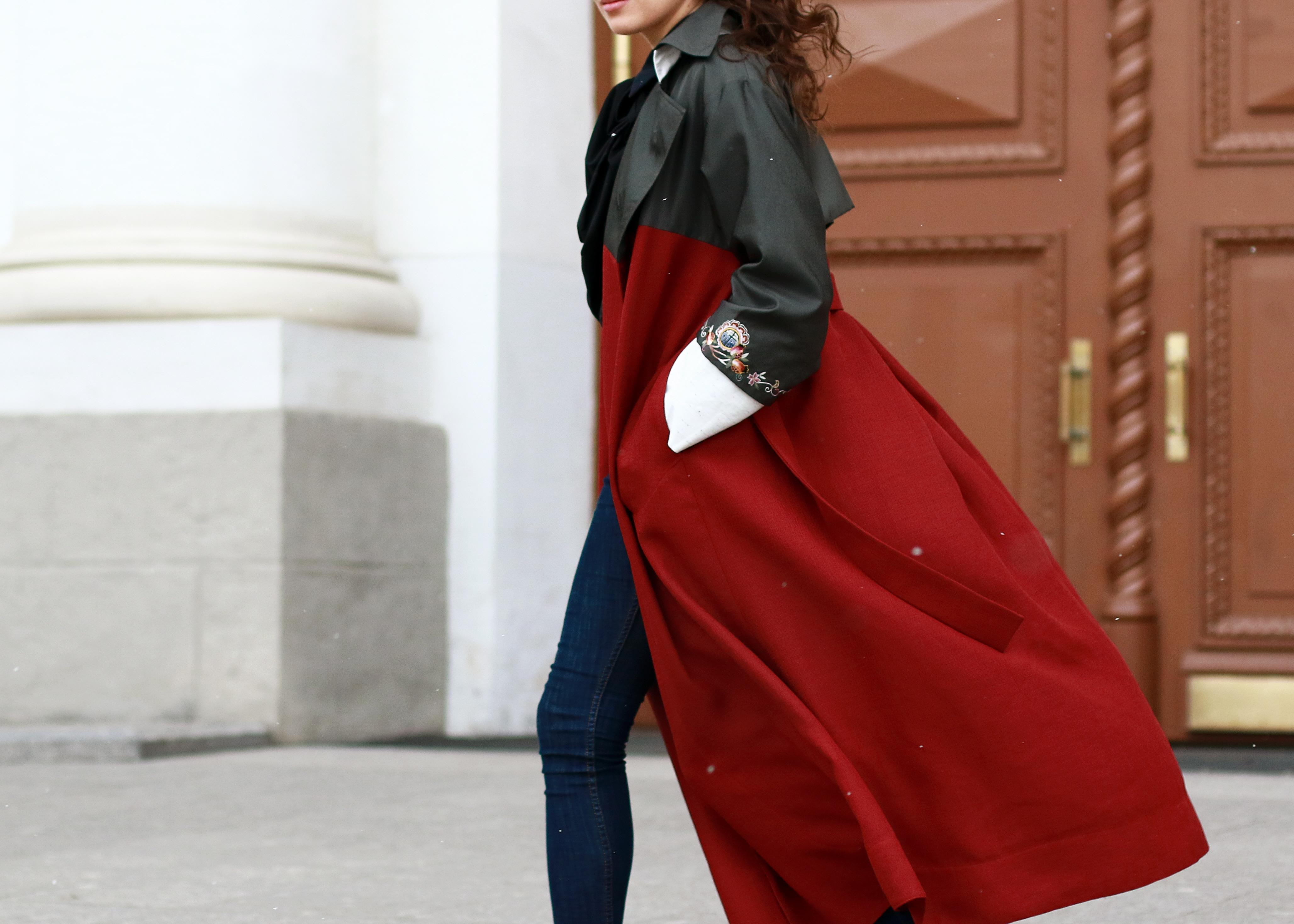 The Best Of Moscow Fashion Week Street Style