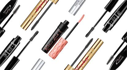 5 Mascaras for Doll-like Lashes