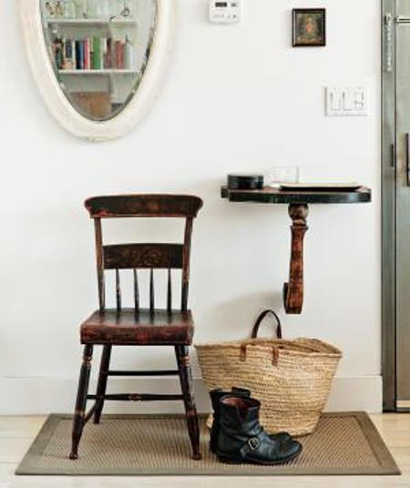 Foyer Rug Rules : Simple rules for foolproof home decor