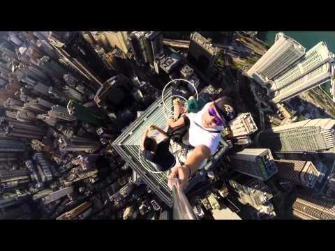 WATCH: Daredevil Takes Dangerously Epic Selfie From the Top of a Skyscraper