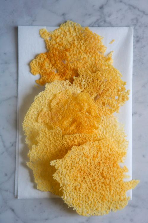 Frico Or Friulano Cheese Crisps Recipes — Dishmaps
