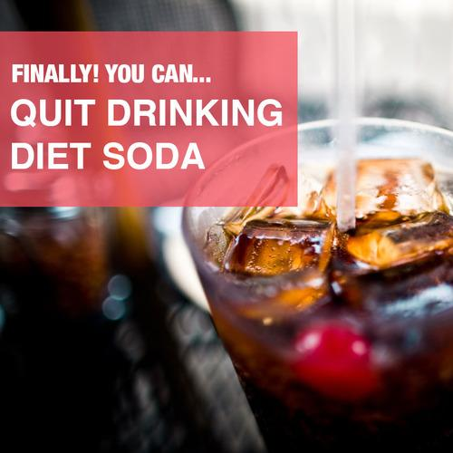 How To Quit Drinking Diet Soda