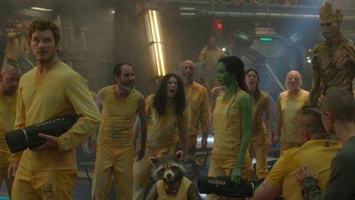 Box Office: 'Guardians' Leading Sluggish Labor Day Weekend, Becomes No. 1 Film of Year