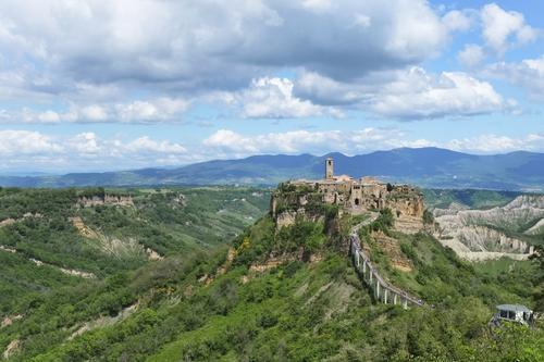 Civita di Bagnoregio secret italy